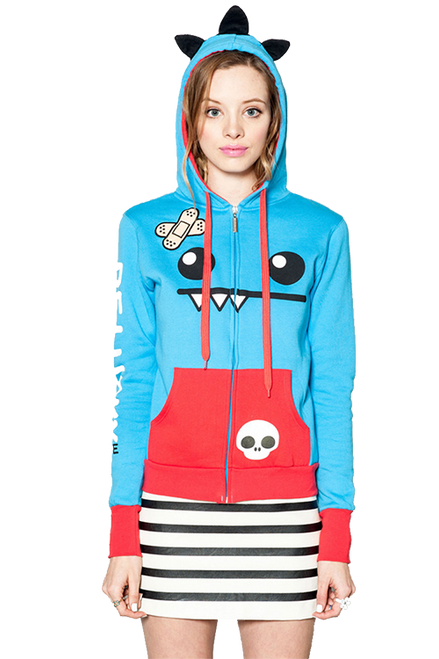 So So Happy Ozzie Hoodie SOSO-H006