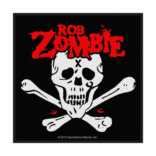 Rob Zombie Dead Return Patch SP2644