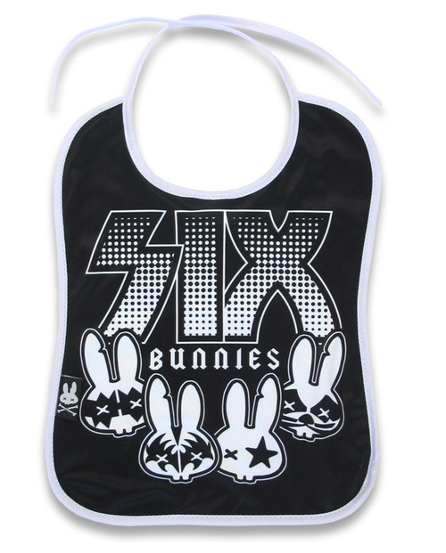 Rock Group Baby Bib BIB-030