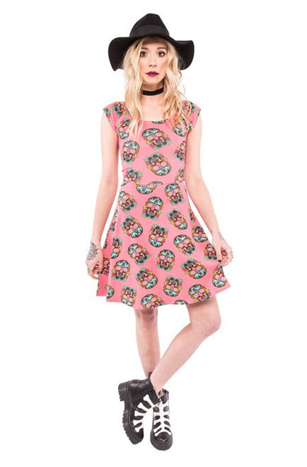 Iron Fist Sugar Sugar Dress