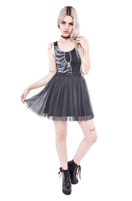 Wishbone Tank Dress IFW-004289