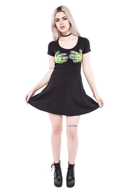 Second Base Dress IFW-004290