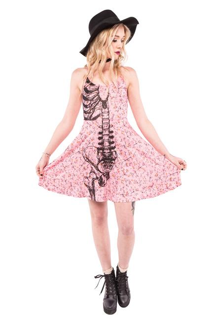 Ditzy Dress IFW-004320