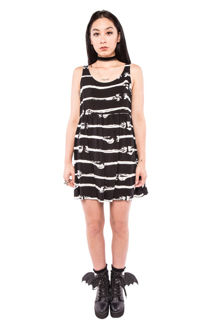 Bone Me Dress IFW-004252