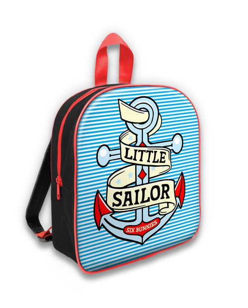 Six Bunnies Kid's Little Sailor Backpack