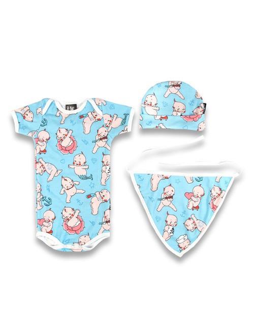 Six Bunnies Coffret cadeau pour bébé Kewpie