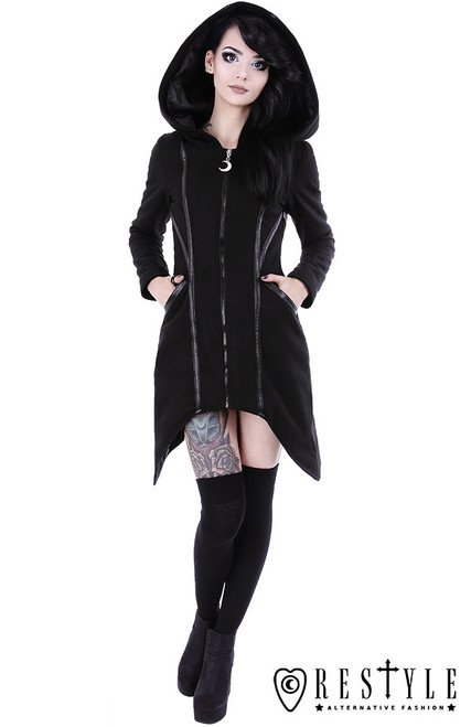 Restyle Assassin Gothic Coat  RST-JKT-001