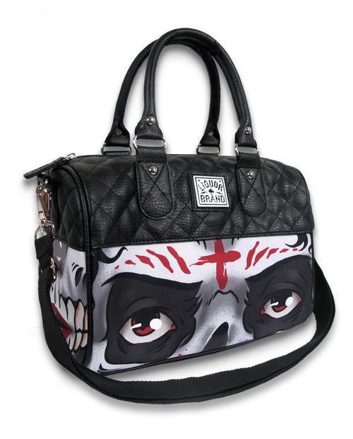 Liquor Brand Evil Handbag