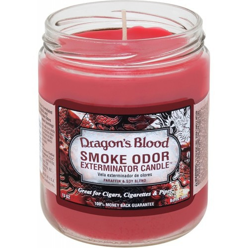 Smoke Odor Dragon's Blood 13oz Candle