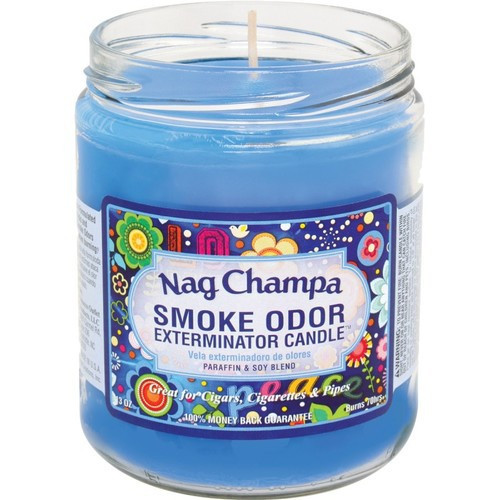 Smoke Odor Bougie 13oz Nag Champa