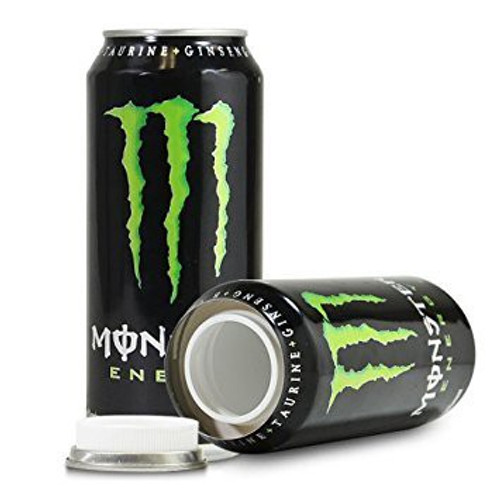 Fake Monster Energy Diversion Safe Can