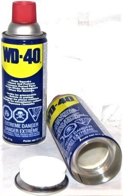 Fake WD-40 Diversion Safe Can