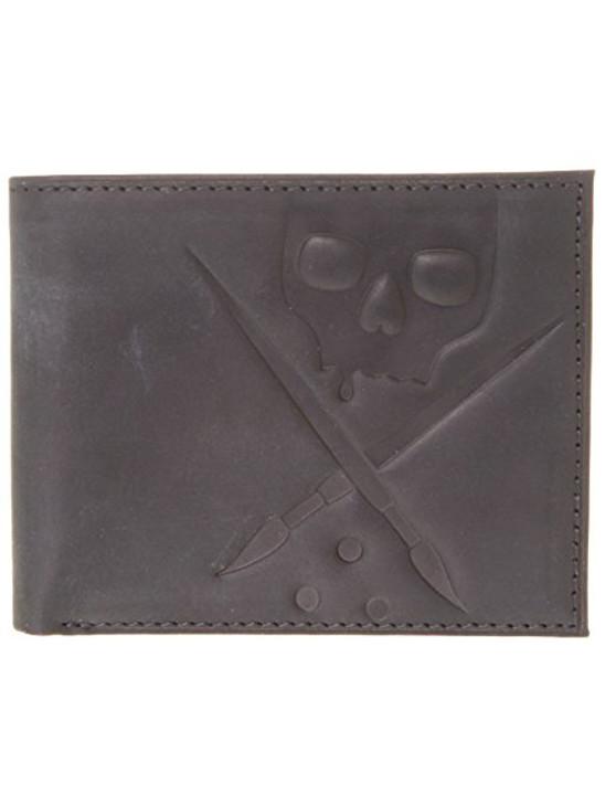 Sullen Reign Leather Wallet