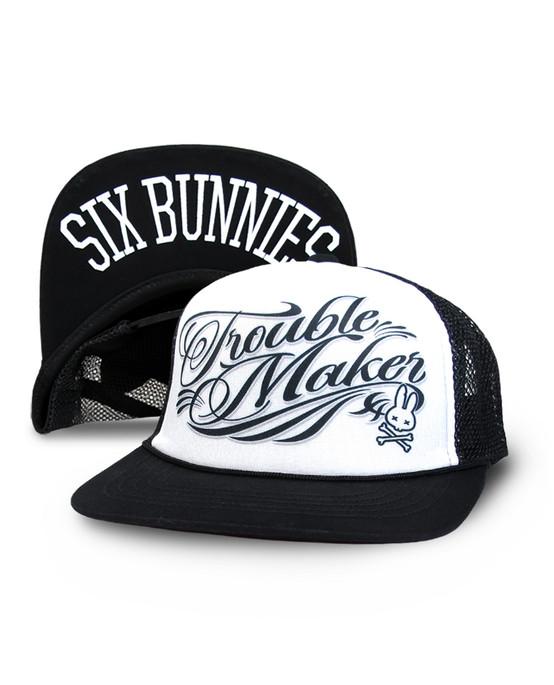 Six Bunnies Kid's Trouble Maker Cap  SB-CAP-00010
