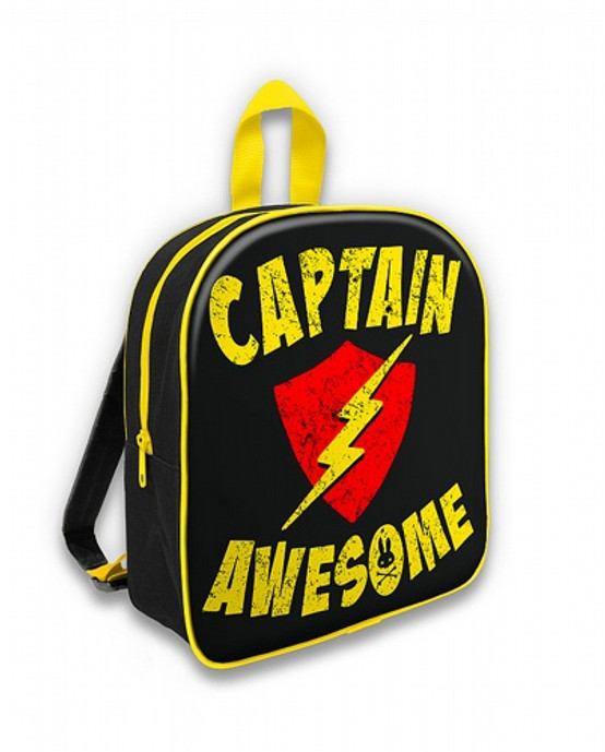 Six Bunnies Captain Awesome Kid's Backpack  SB-BPK-00026