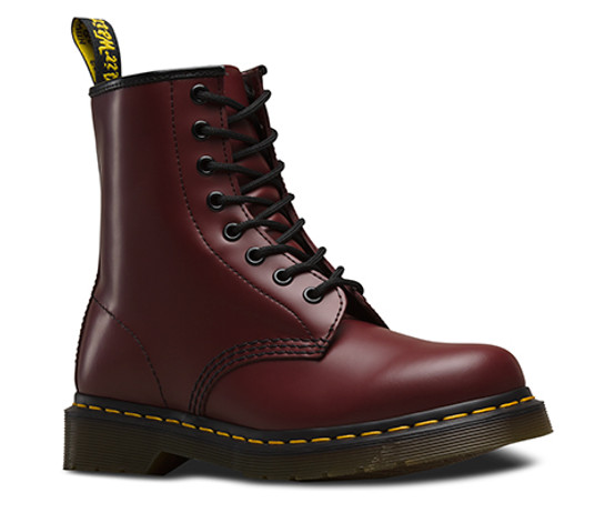 Dr. Martens 1460 Cherry Red Smooth  DR-11822600