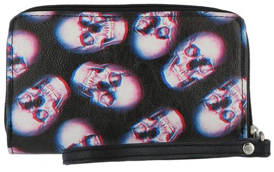 Skull Of Doom Wallet  IFL-WAL-420