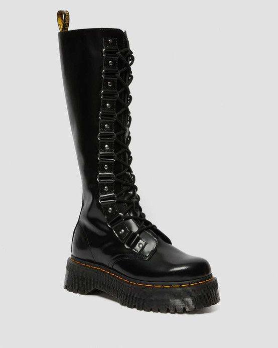 Dr.Martens 1B60 Britain XL Black Buttero  DR-25753001