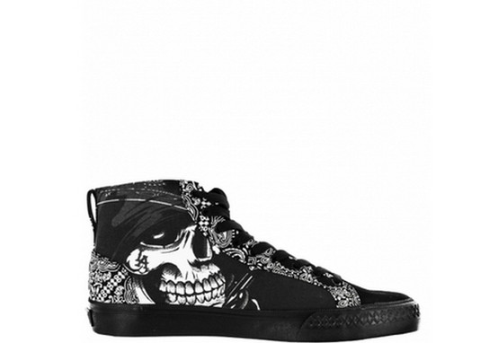 Left Coast Broadway High Top Sneaker IFM-VUL-8033