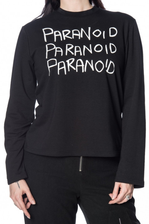 Banned Paranoid Top  TP-1426