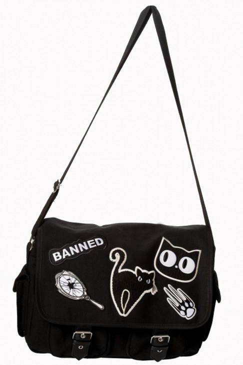 Banned Phobia Bag  BG-7205
