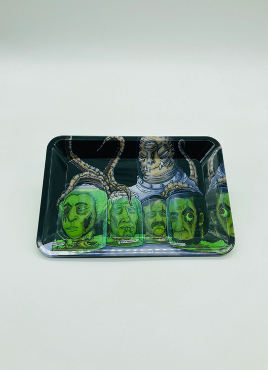 US President Head in a Jar Rolling Tray  RT-025
