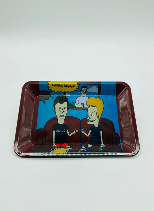 Beavis and Butt-Head Rolling Tray  RT-006