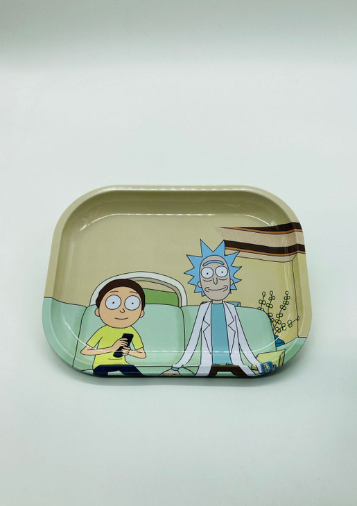 Rick and Morty Sofa Rolling Tray  RT-021