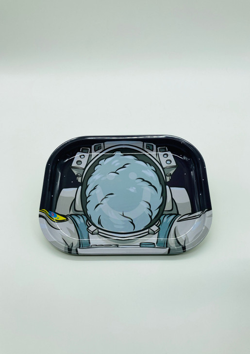 Stoned Astronaut Rolling Tray  RT-022