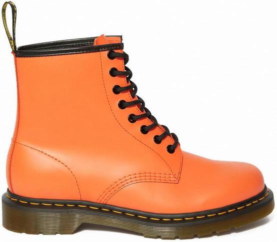 Dr. Martens 1460 Orange Smooth  DR-25714659