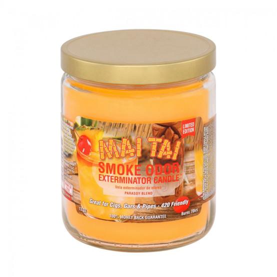 Smoke Odor Mai Tai 13oz Candle  SOC-MAITAI