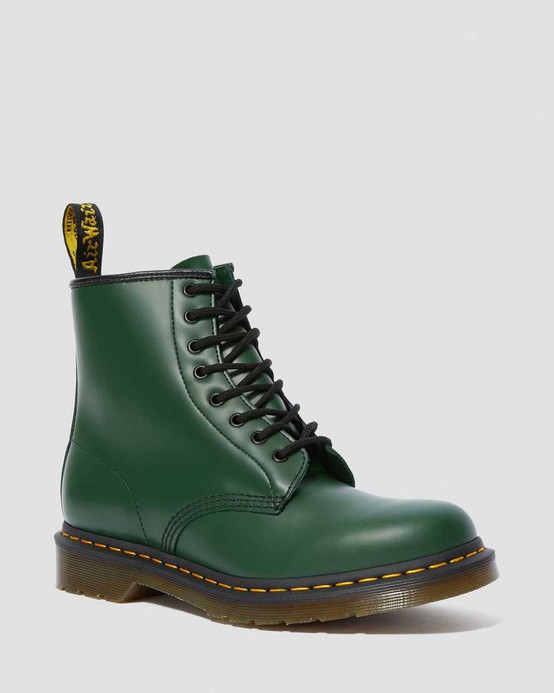 Dr. Martens 1460 Green Smooth  DR-11822207