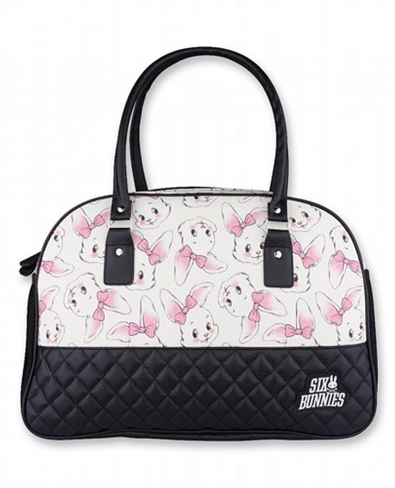Six Bunnies Bunnies Diaper Bag  SB-ABD-19003-NCL