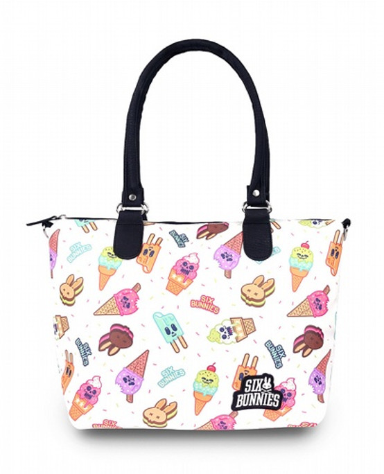 Six Bunnies Ice Cream Diaper Bag  SB-ABDX-19006-NCL