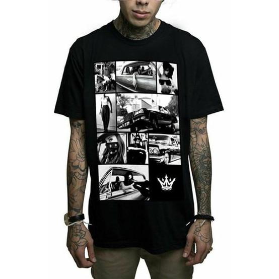 Mafioso Barrio Black T-Shirt