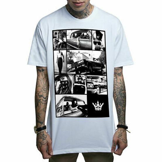 Mafioso Barrio White T-Shirt