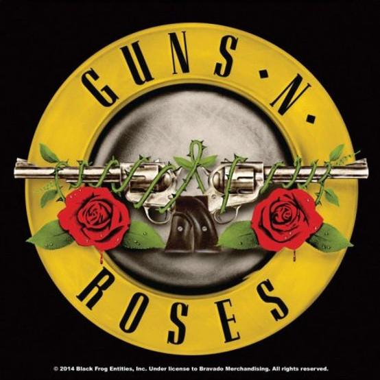 Guns N' Roses Single Cork Coaster Bullet