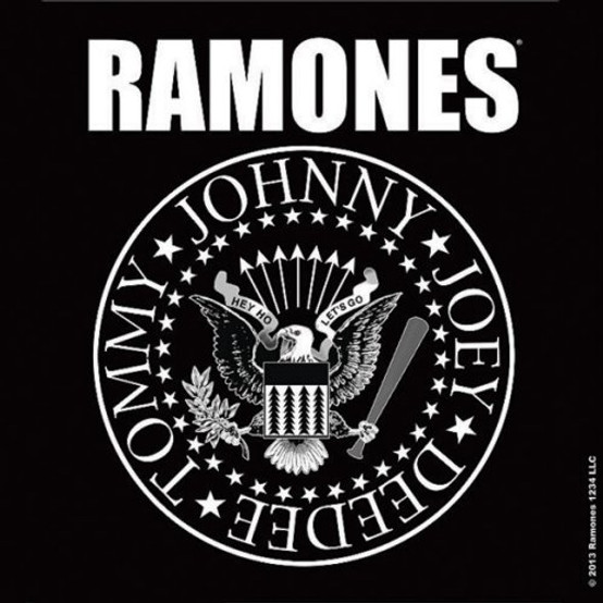 Ramones President Seal Single Cork Coaster
