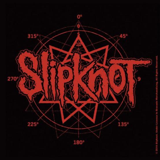 Slipknot Logo Single Cork Coaster