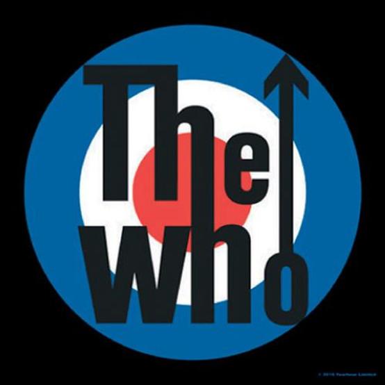 The Who Target Single Cork Coaster