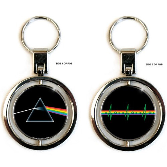 Pink Floyd Keychain: Dark Side of the Moon (Spinner)  PF-SPIN-KEY-01
