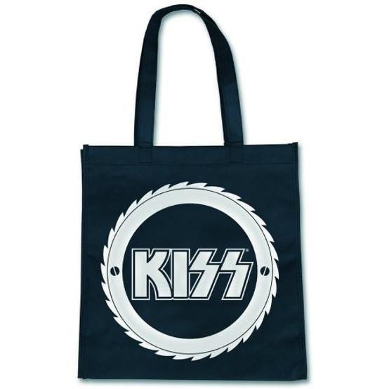 KISS Buzzsaw Logo Eco Bag  KISS-ECOBAG-01T
