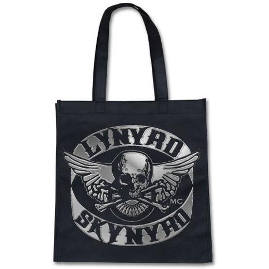 Lynyrd Skynyrd Biker Patch Eco Bag  LS-ECOBAG-01T