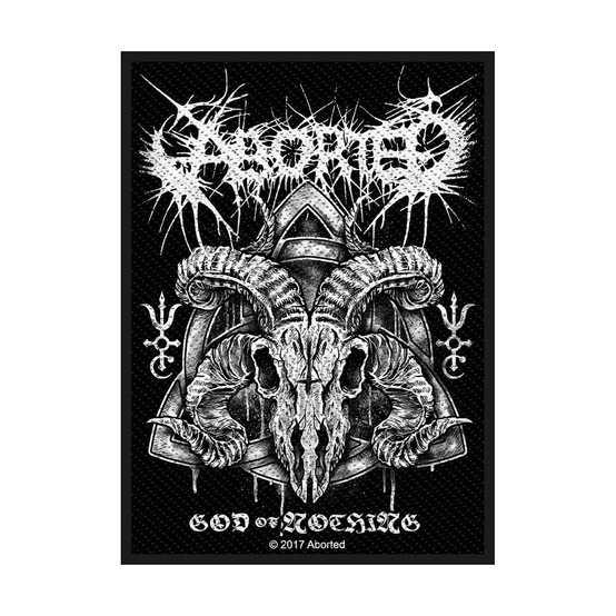 Aborted God of Nothing Patch SP2891