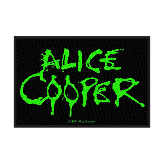 Alice Cooper Logo Patch  SP2575