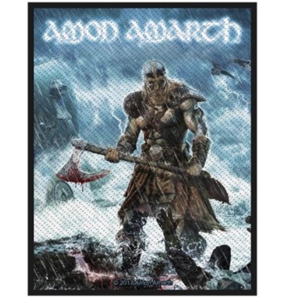 Amon Amarth Jomsviking Patch  SP2890