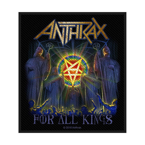 Anthrax For All Kings Patch  SP2899