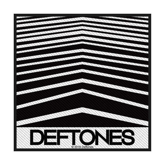 Deftone Abstract Lines Patch  SP2884