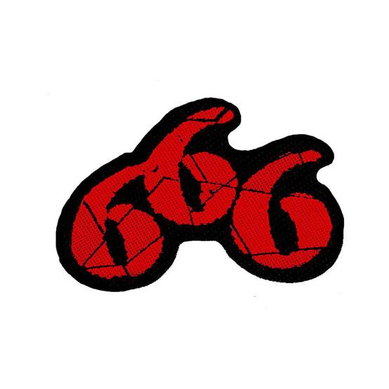 Generic 666 Cut-Out Patch  SP1899