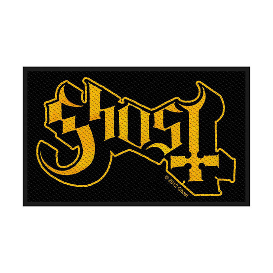 Ghost Logo Patch  SP2623